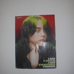 Billie everywhere in my Life 2 😊