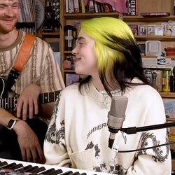Billie and Finneas